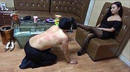 Čína mama porno